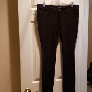 Express leggings with pockets
